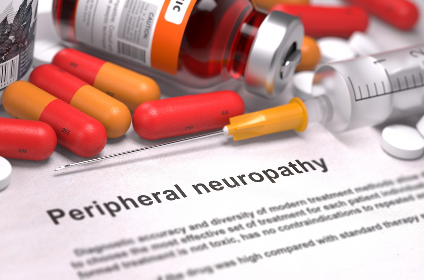 Study Reports Peripheral Neuropathy is Associated with Mitochondrial Dysfunction